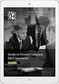 Guide to Private Company D&O Insurance