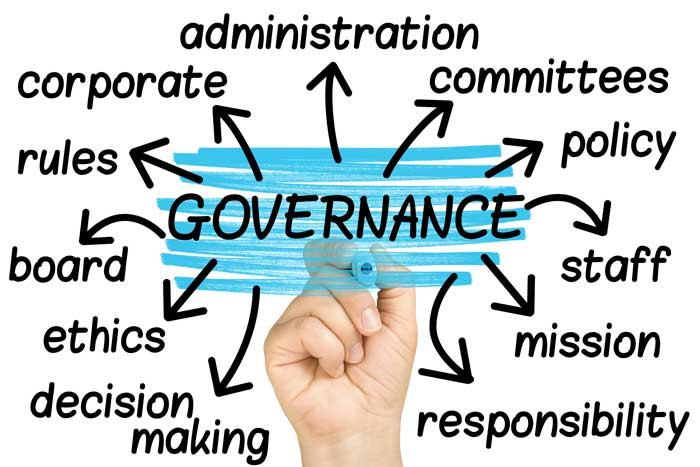 Governance bubble