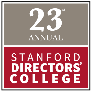 Stanford Directors College