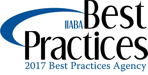 Recipient of the Independent Insurance Agents and Brokers of America's Best Practices Agency Award in 2017