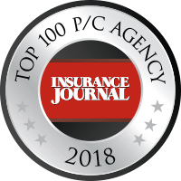 Insurance Journal Top 100 Badge