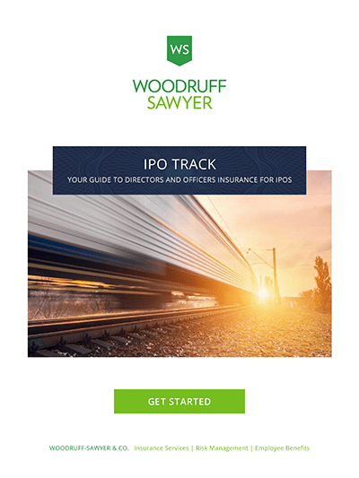 Click to Download the Woodruff Sawyer Guide to D and O Insurance for IPOs