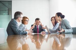 Board Member Conflict