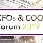 Private Equity International CFOs & COOs Forum 2019 promotion