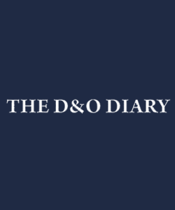 The D&O Diary logo