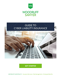 Guide to Cyber Liability Insurance thumbnail image. Click here to download the full guide.
