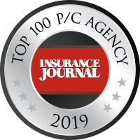 Insurance Journal Top 100 P/C Agency 2019