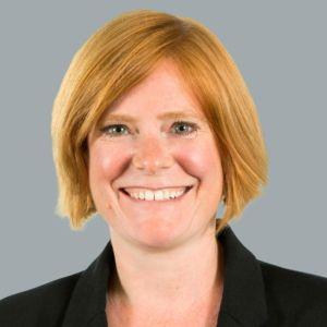 Justine Ekstrom headshot