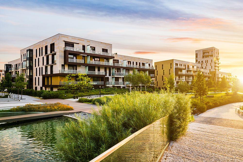 Residential housing units, senior living