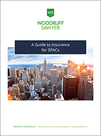 Cover image of Woodruff Sawyer's Guide to Insurance for SPACs