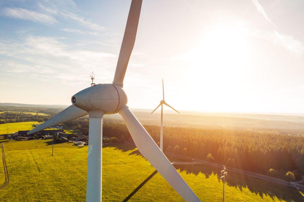 picture of a Wind Turbine