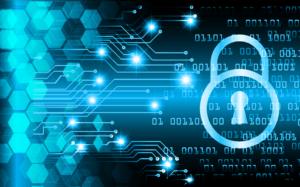 Cyber lock binary vector