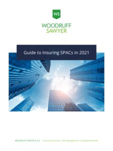 SPAC Guide Cover 2021