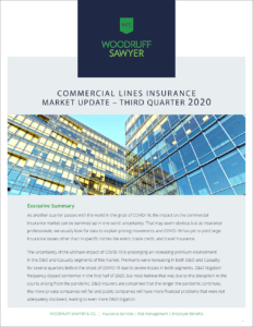 Quarterly Market Update Q3 2020 cover