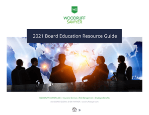 2021 Board Education Resource Guide