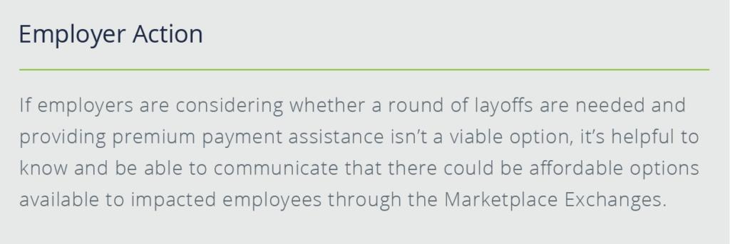Employer Action 1