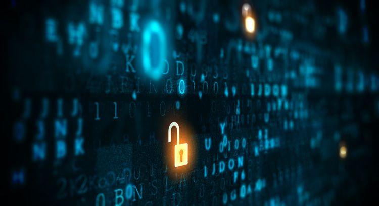 orange lock binary code