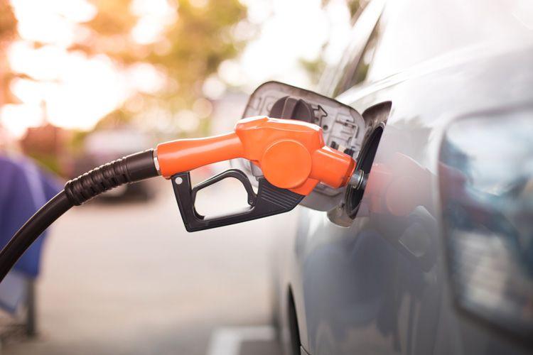 gas pump car