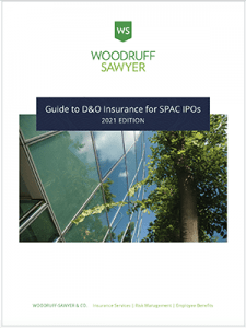 Guide to D&O Insurance for SPAC IPOs
