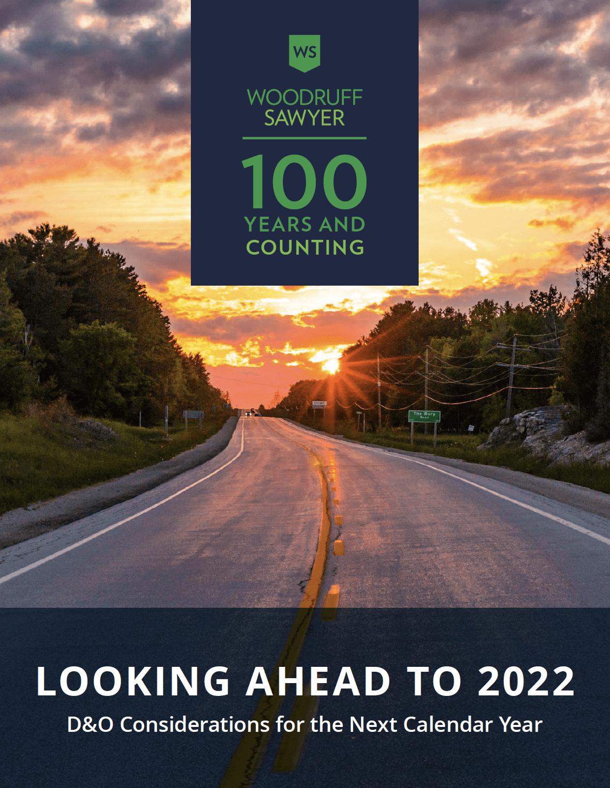 D&O Looking Ahead 2022